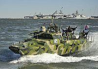 Riverine Command Boat (Experimental)