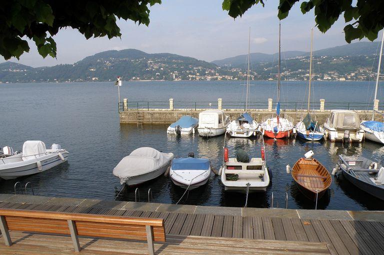 Docks in Italy