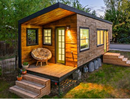 five tiny homes that are amazingly affordable - One Room Cabin Kits