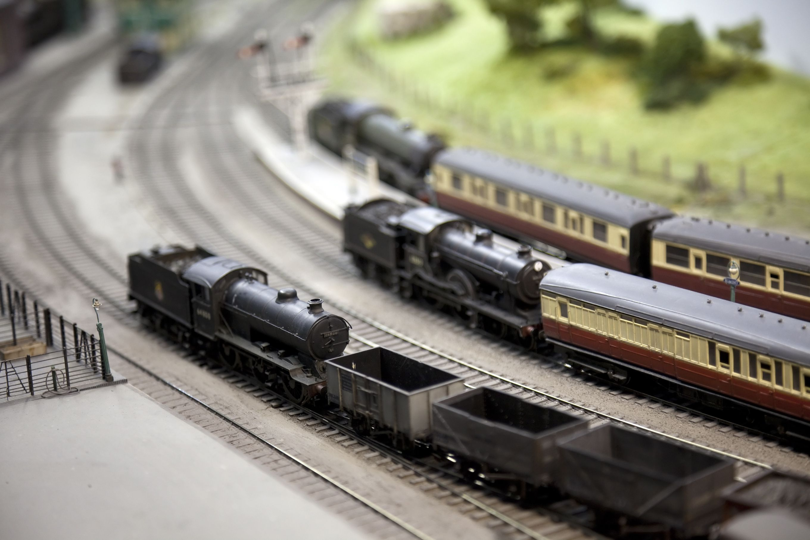 Toy Train Tracks : Model train manufacturers for every scale