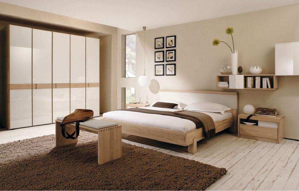 peaceful brown bedroom - Brown Bedroom Ideas
