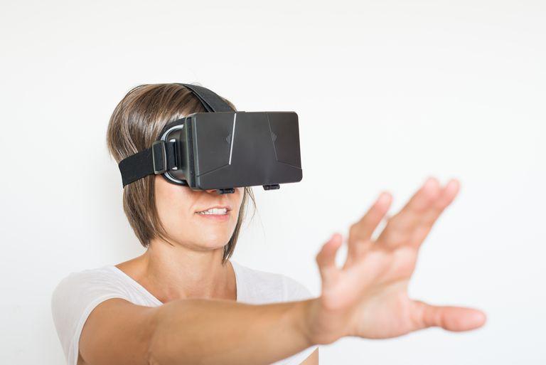 Realidad virtual una realidad