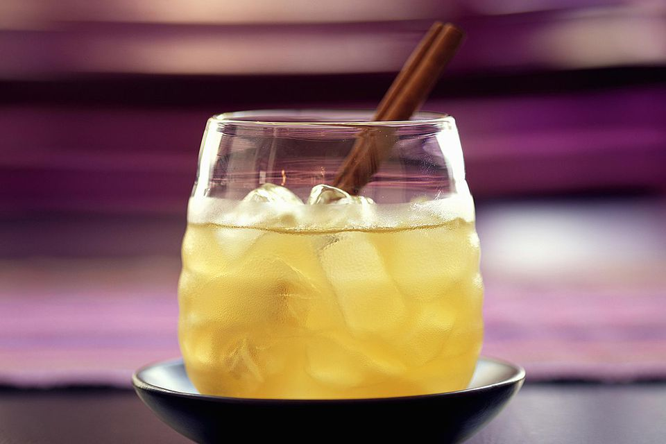 Yamazaki Whiskey's Autumn Delight Cocktail