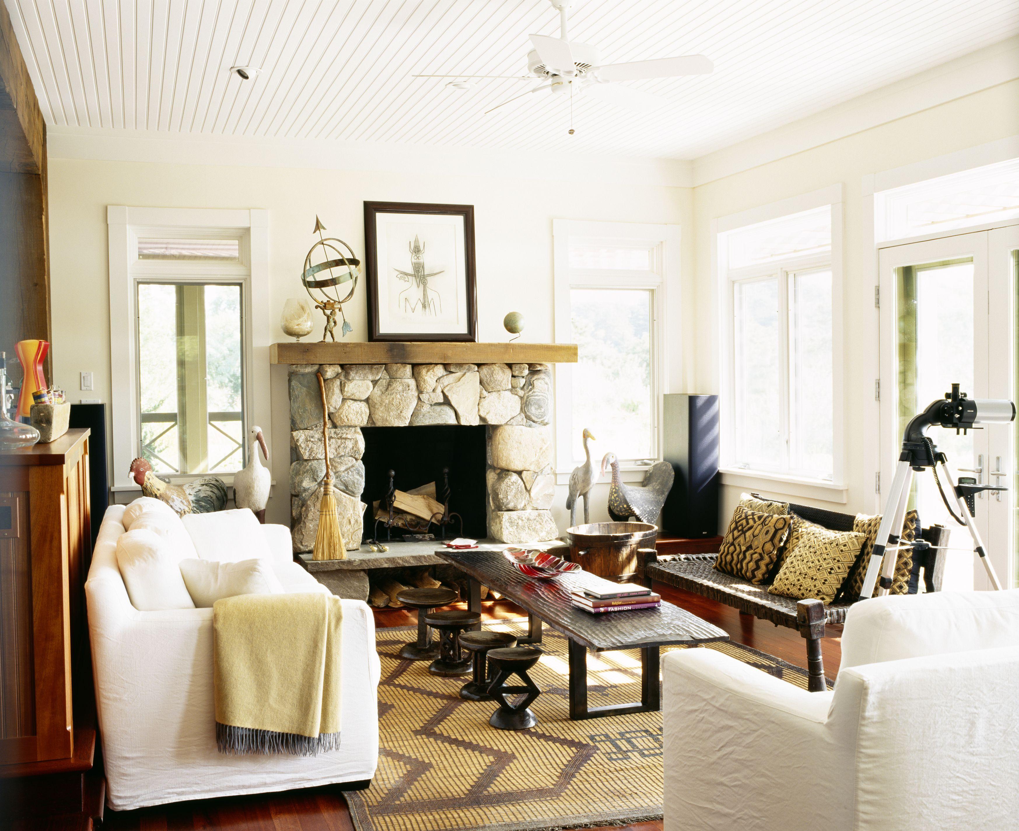 Enchanting Primitive Living Room Ideas Gallery - Living Room Design ...