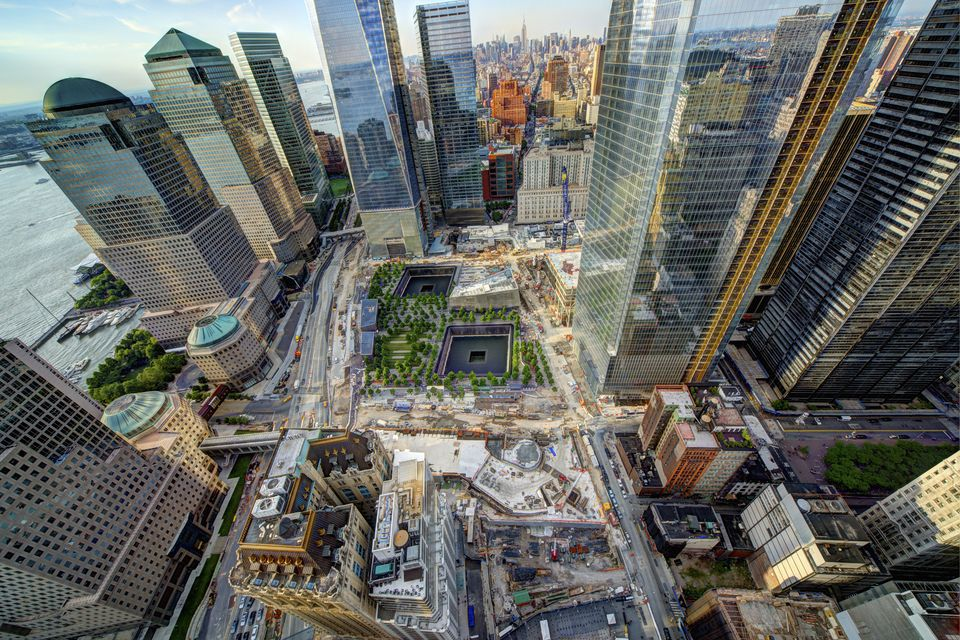 World Trade Centers Site
