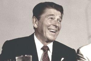 NAFTA's History began with Reagan