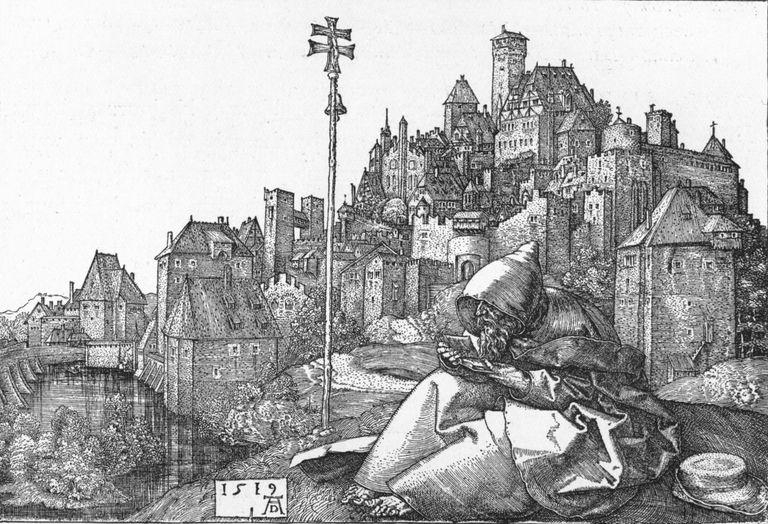 'St. Anthony Reading', 1519