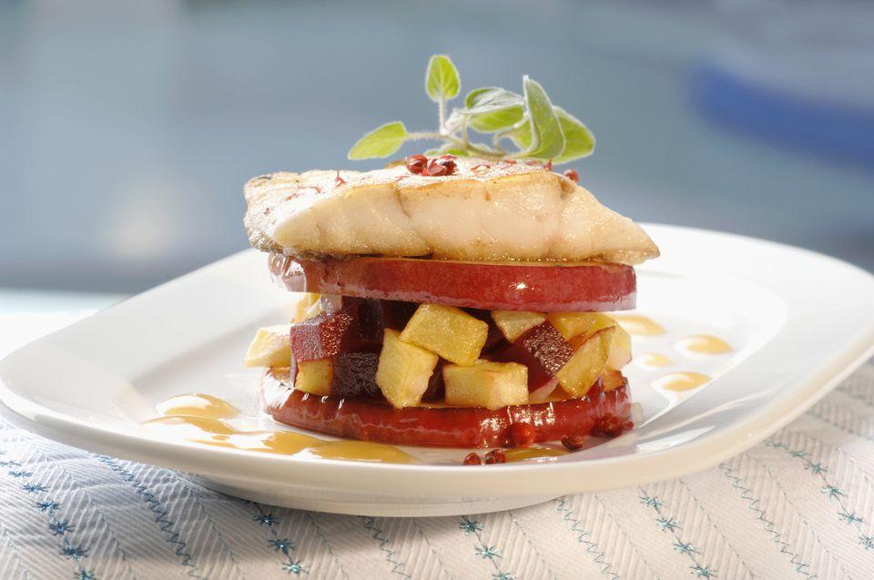 Regional spanish cuisine the food of asturias merluza a la sidra forumfinder Image collections