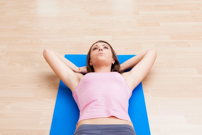 Release back and neck muscle tension with simple exercises.