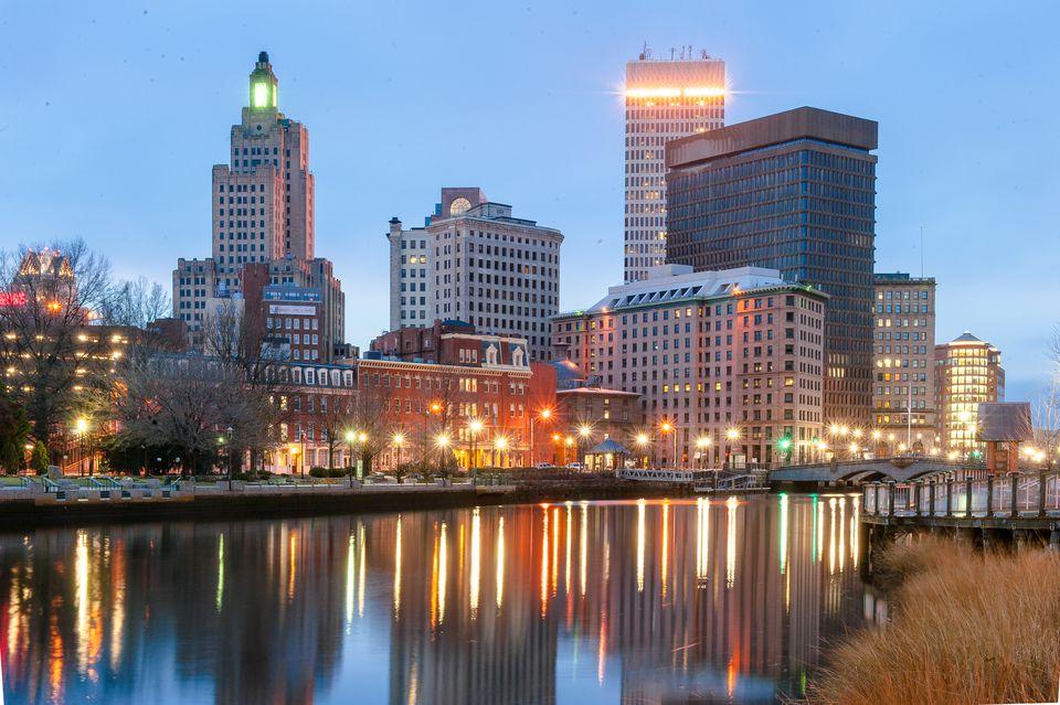 Skyline of Providence