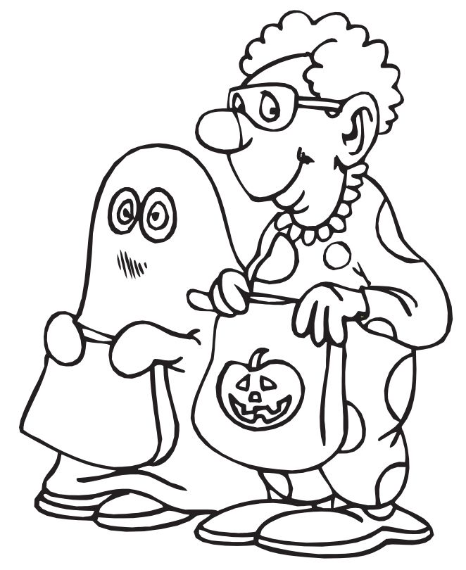 cdk kids halloween coloring pages - Halloween Coloring Pages Kids