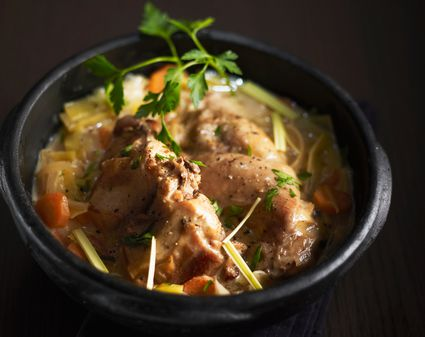 how to cook rabbit stew in slow cooker