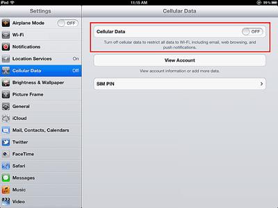 How to turn off auto rotate ipad mini 17