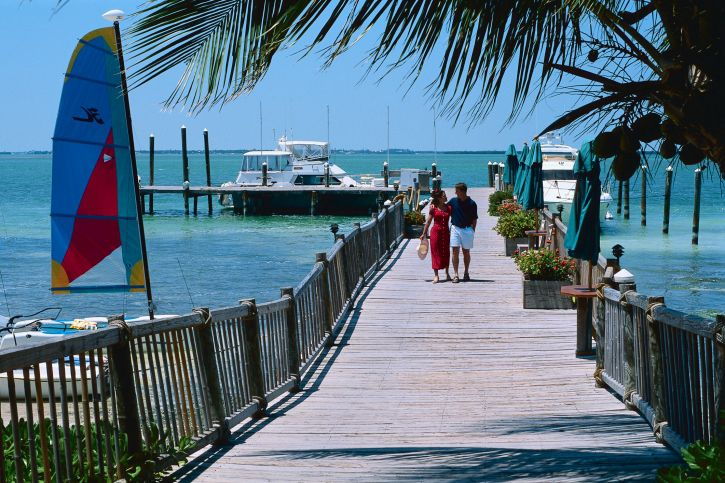Florida keys hotels for couples for Best beach vacations in us for couples
