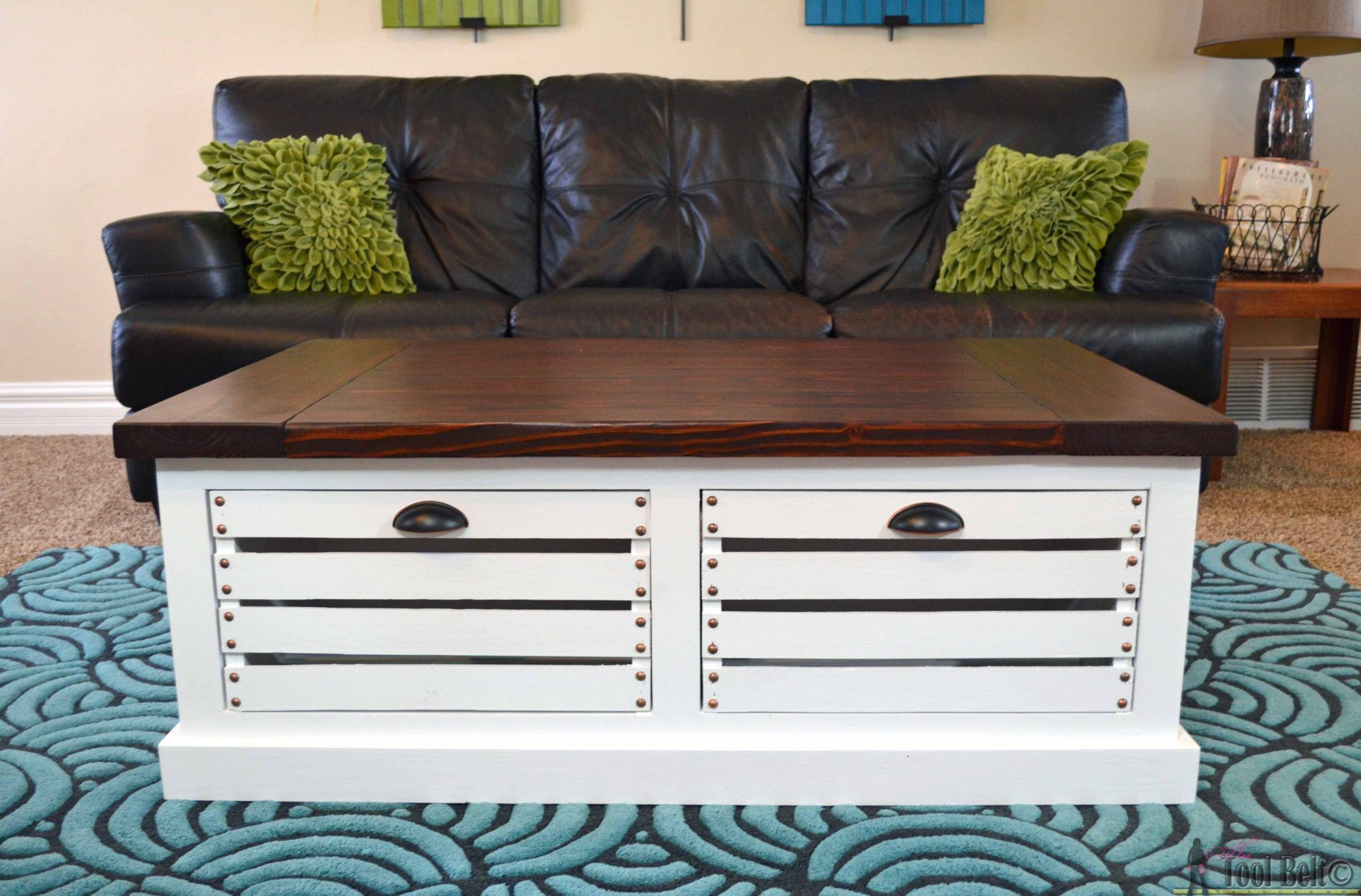 19 free coffee table plans you can diy today geotapseo Choice Image
