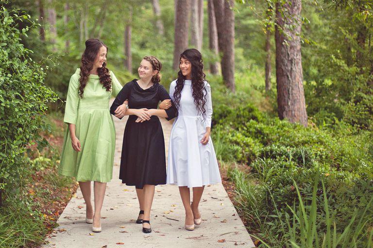 Pentecostal Dress Rules