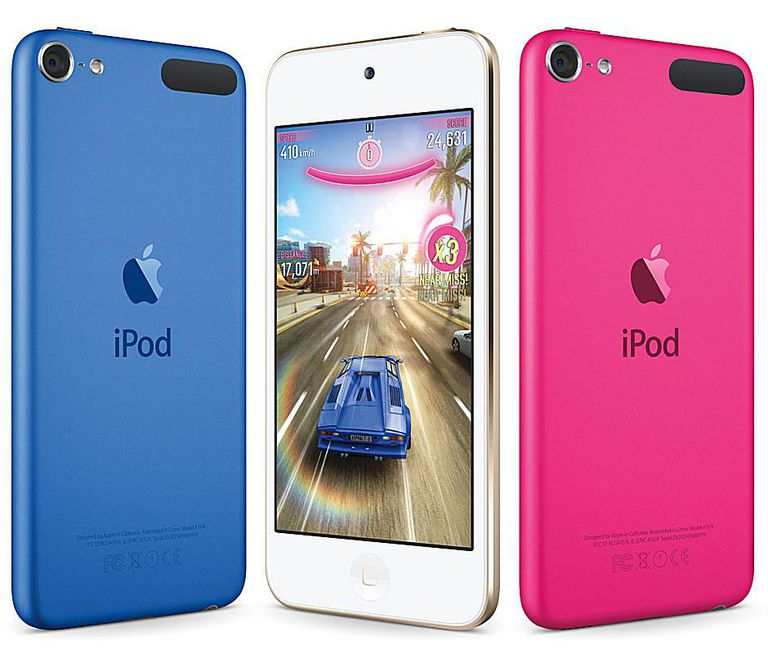 ipod touch gaming