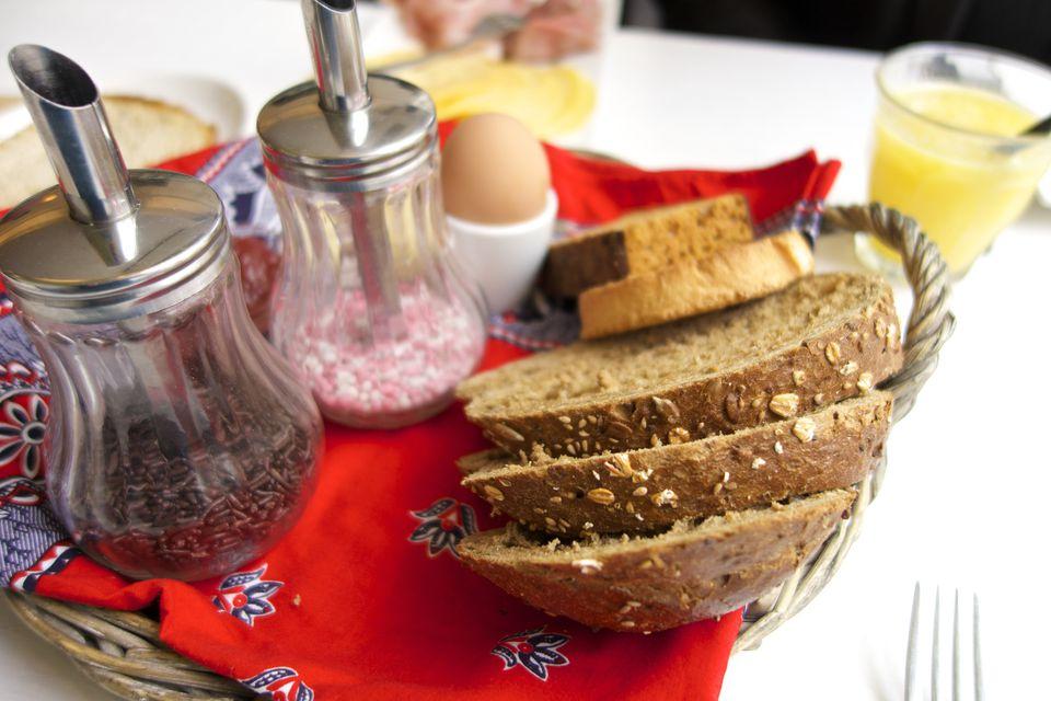 Dutch whole wheat bread