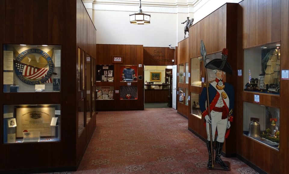 Daughters of the American Revolution Headquarters