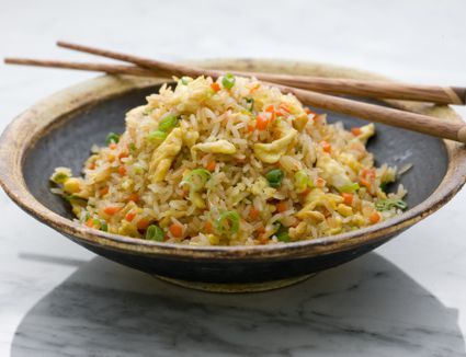 Photo instructions and recipe for fried rice an easy and delicious chicken fried rice recipe ccuart Choice Image