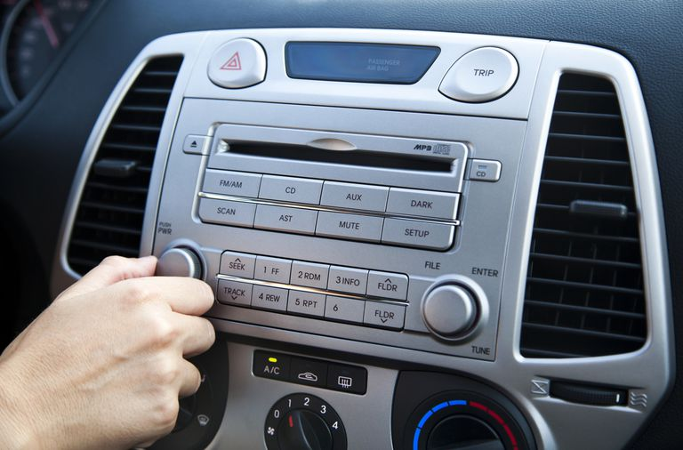 car radio problems