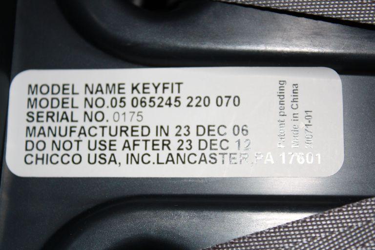 Register car seat
