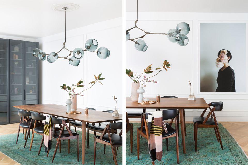 Branch chandelier