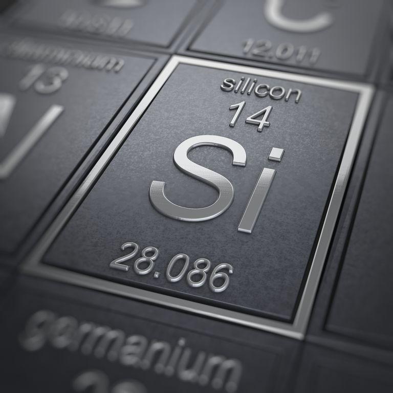 silicon - Periodic Table Abbreviation For Silicon