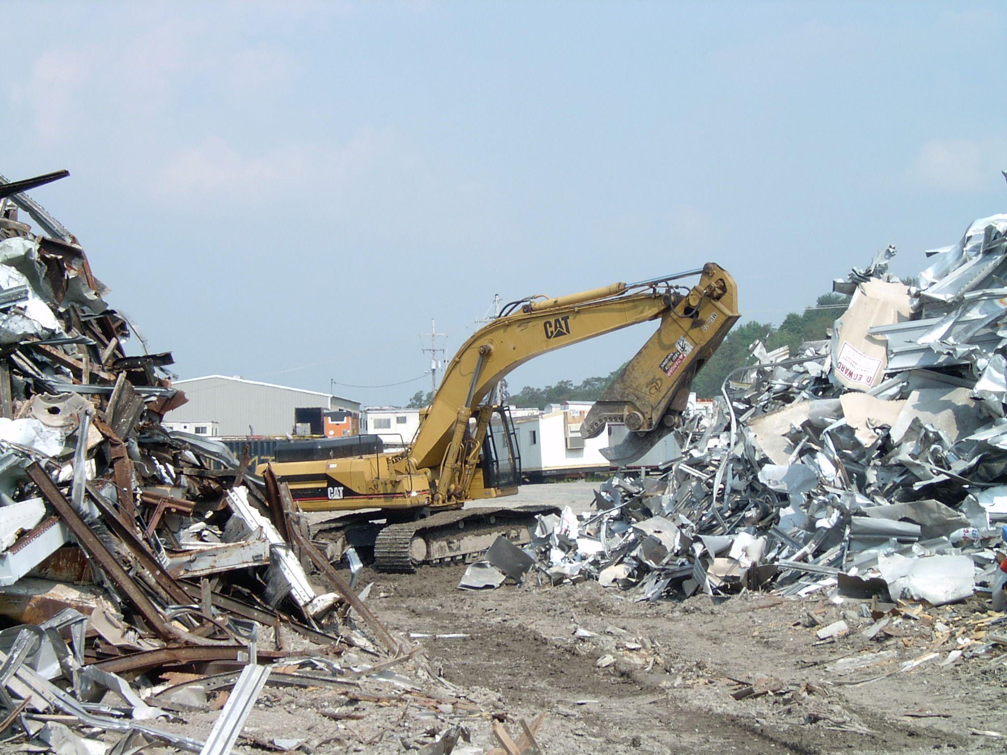 Get Current Scrap Metal Prices in the U.S.