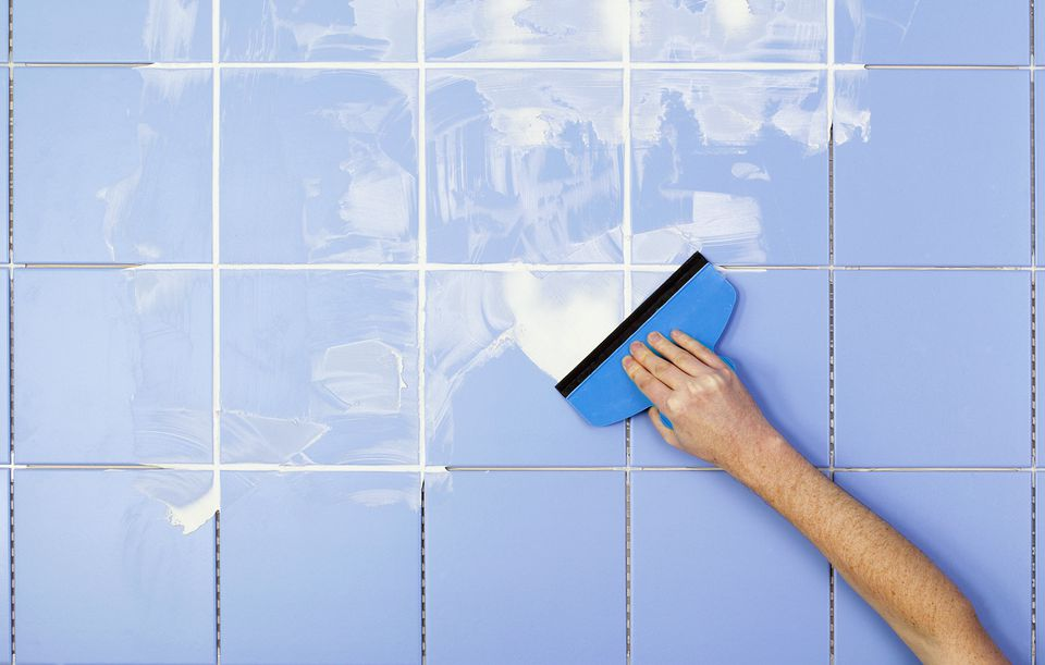Regrout Bathroom Tiles