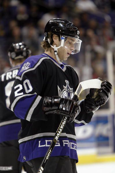 One of the all-time great draft steals: Luc Robitaille, selected 171st overall in 1984.