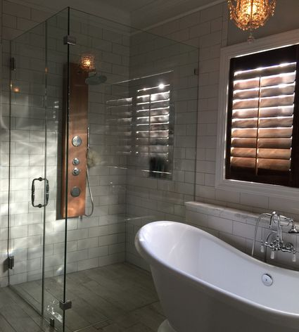 Contemporary Bathroom By Stephenson Design Collective Why You Might ...