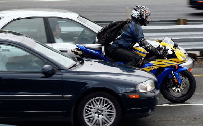 Motorcycle Safety Stay Visible