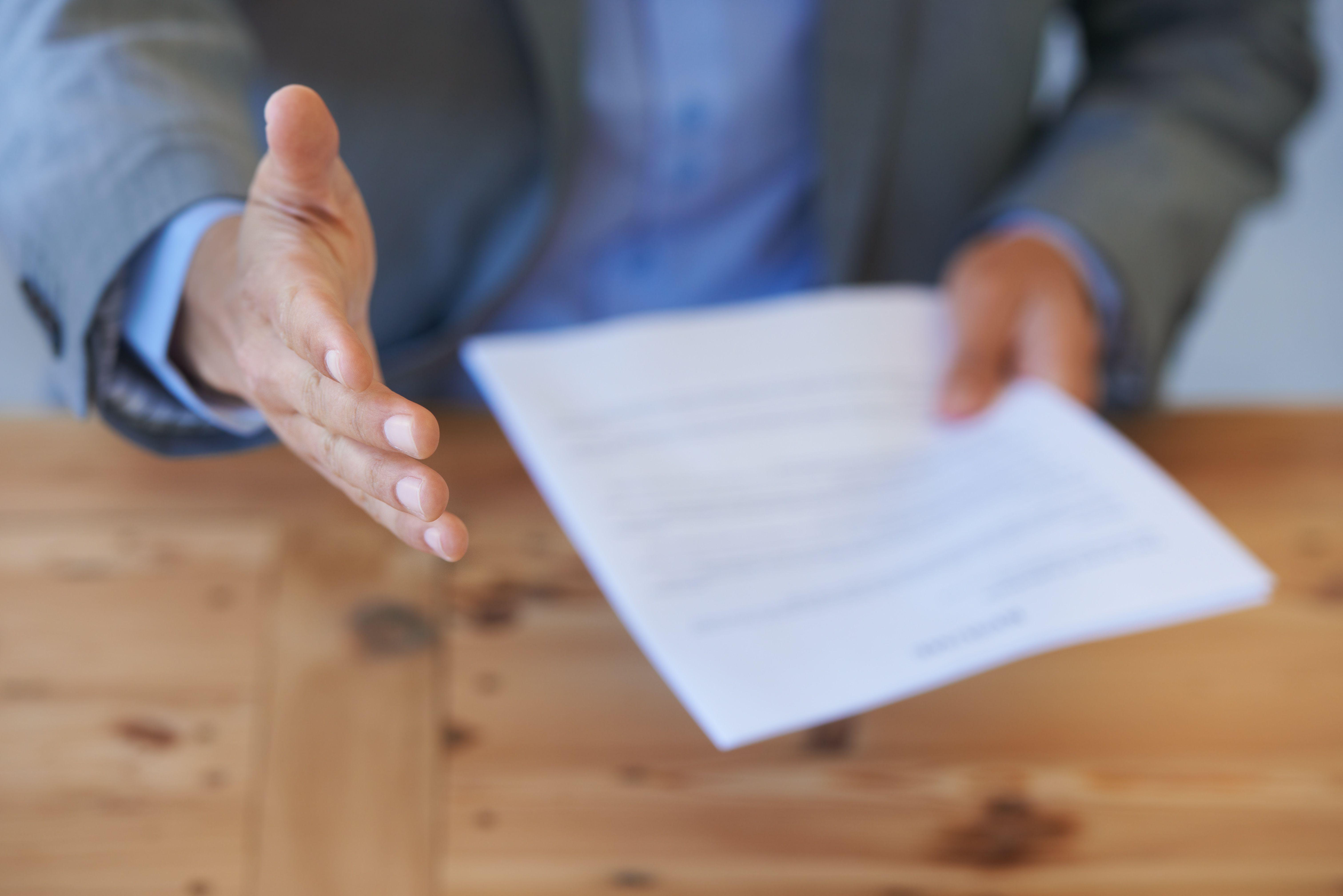 Sample Verification of Employment Letter
