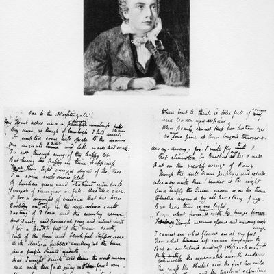 an analysis of the poetic form and descriptive language by the poet john keats John keats 1 john keats john keats portrait of john keats by william hilton the poetry of keats is characterised by sensual imagery and the poet john hamilton reynolds, who would become a close friend[27] he was.