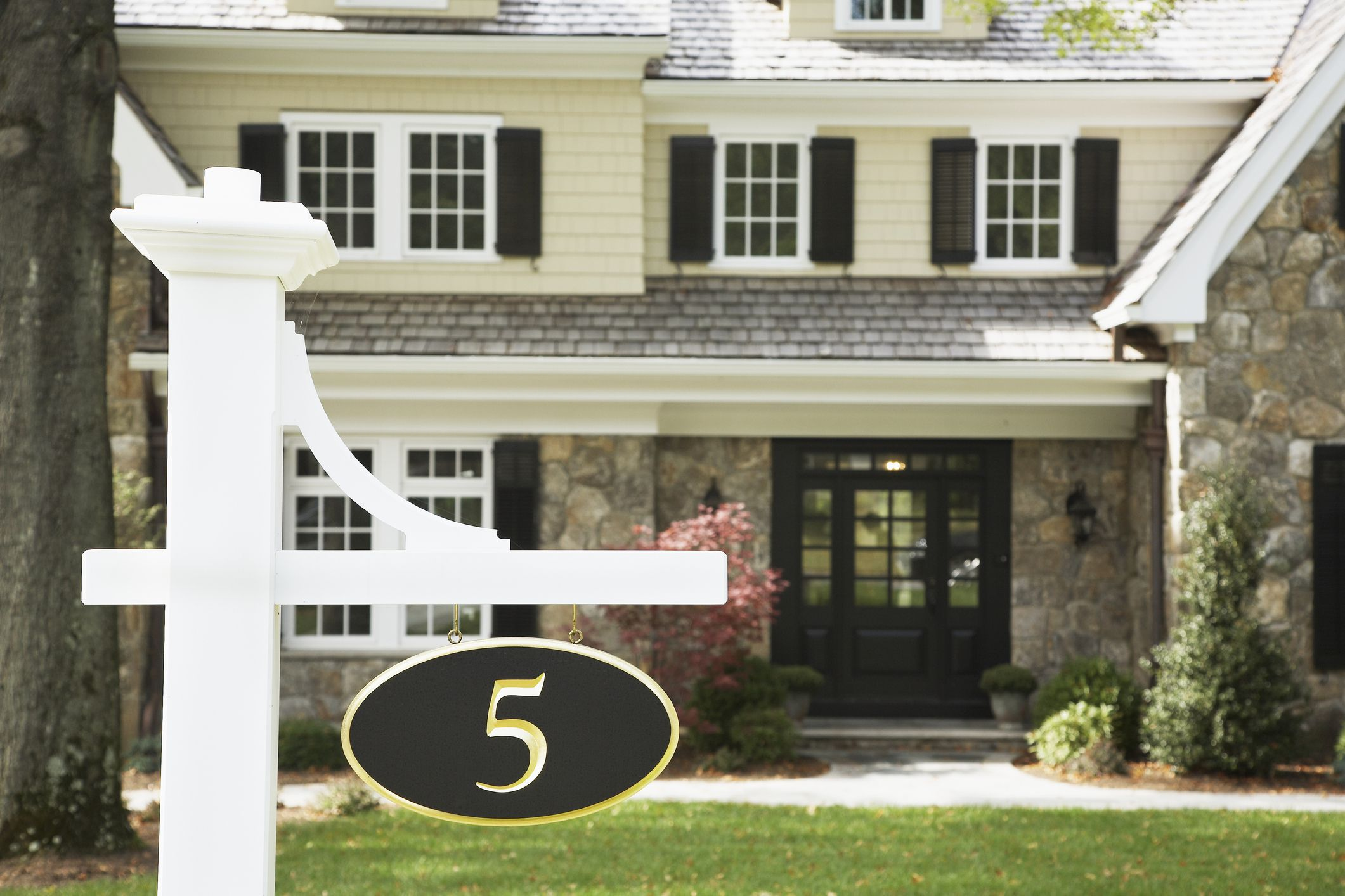 What numbers have good feng shui for a home for Feng shui for building new house