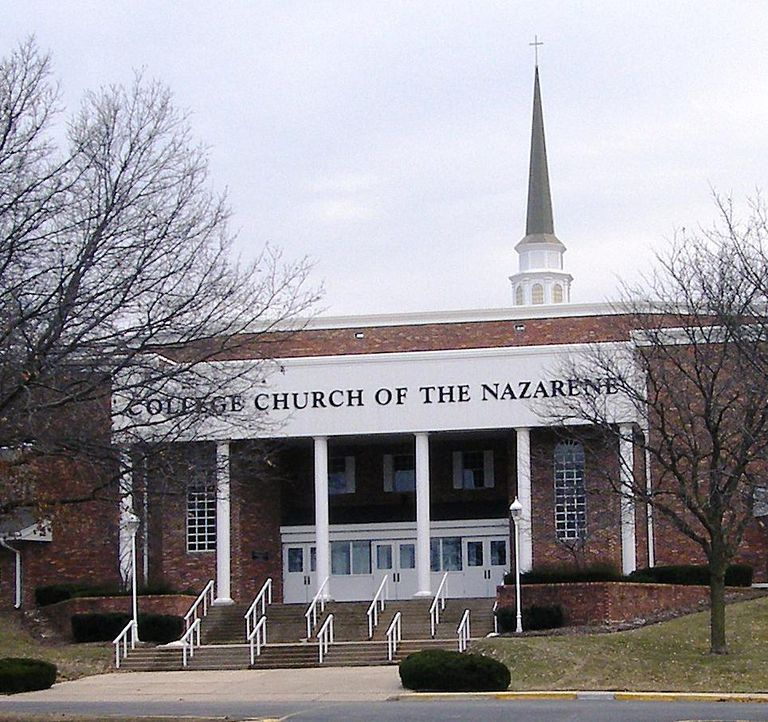 Chapel at MidAmerica Nazarene University