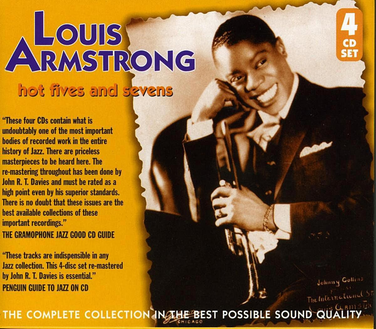 louis armstrong the complete hot five