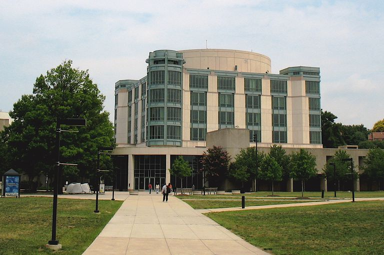 Library at University of Maryland Baltimore County