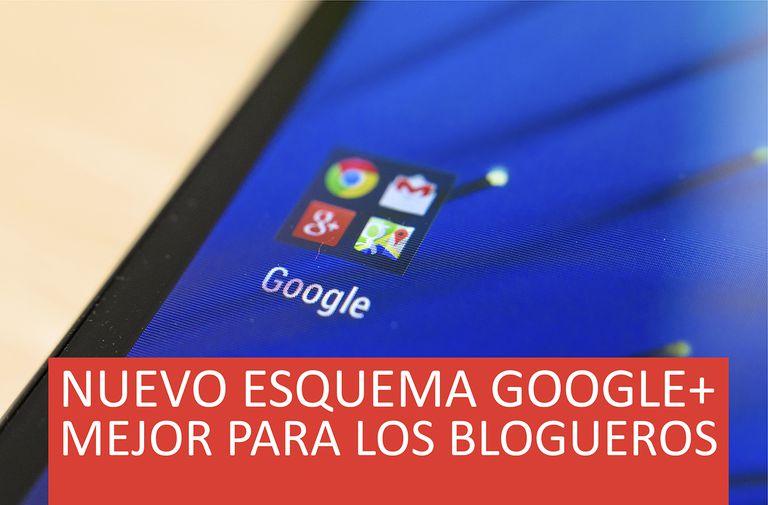 Nuevos cambios de Google+ positivos para blogs