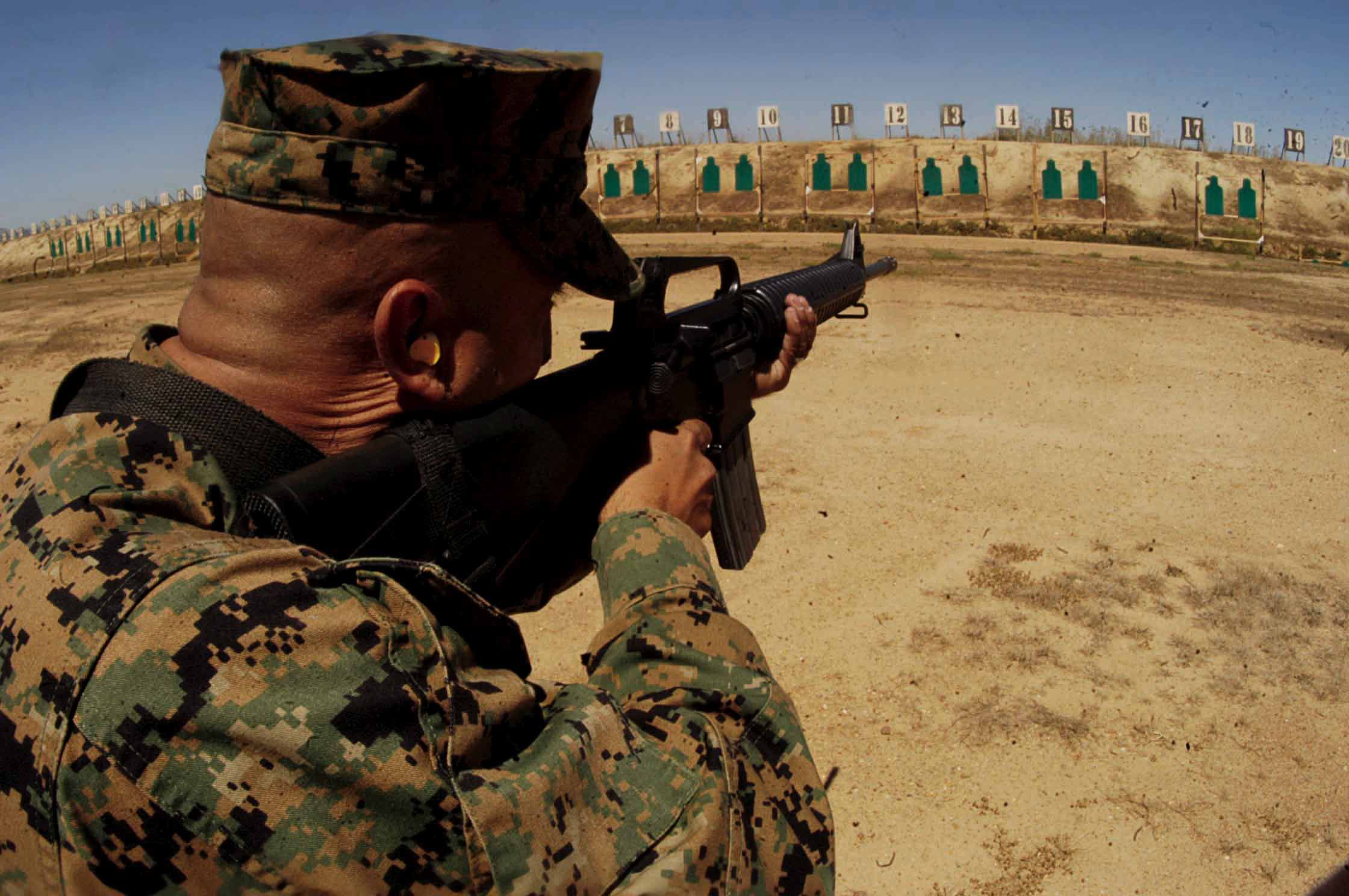Learn About Being a Rifleman in the Marine Corps