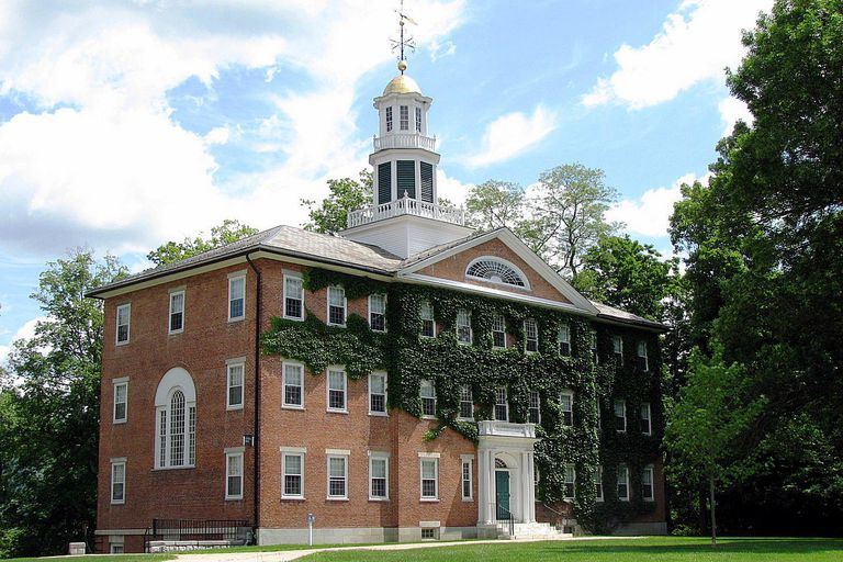 Griffin Hall at Williams College