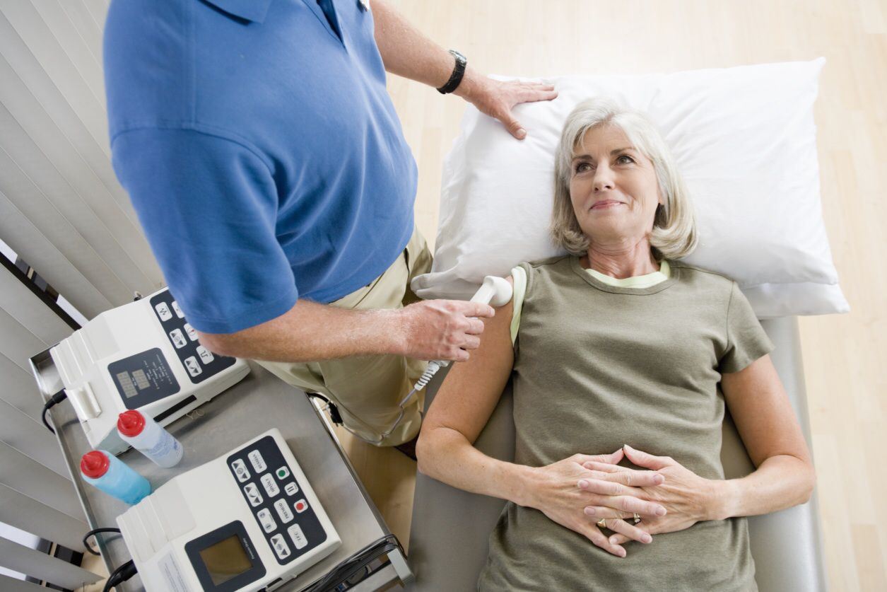 Physical Therapy Modalities An Overview