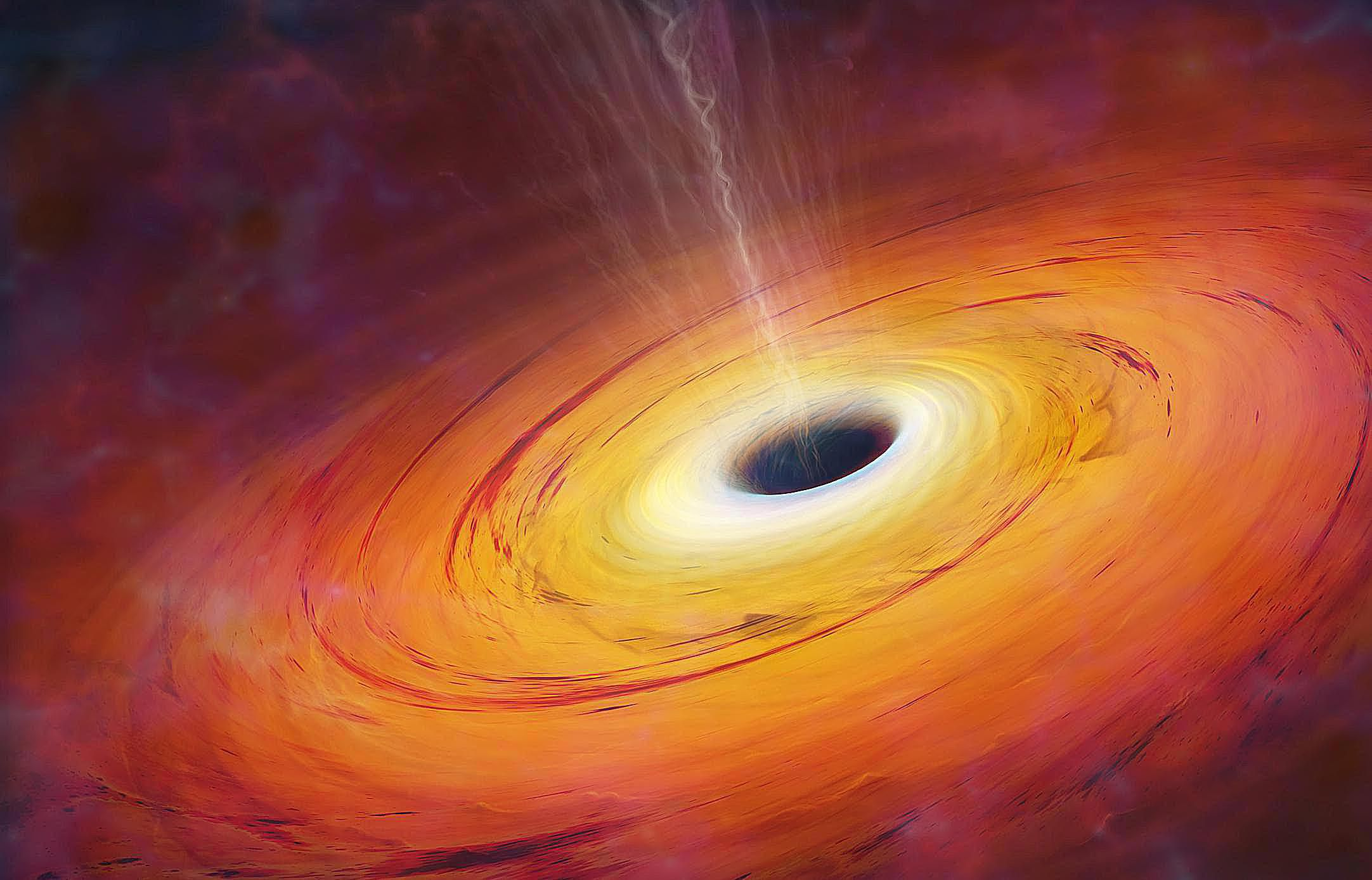 an introduction to the history of a black hole Free black holes papers, essays, and  black holes - introduction black holes are one of the  black holes - black holes a black hole is the velocity necessary.