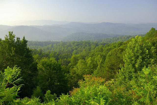 Smoky Mountains Foothills Parkway West