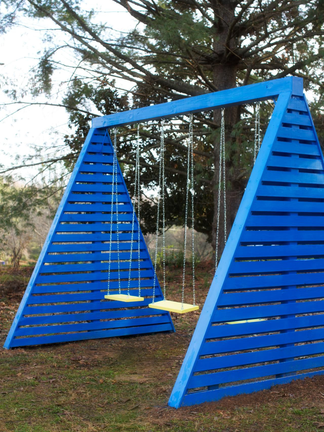 9 free wooden swing set plans to diy today
