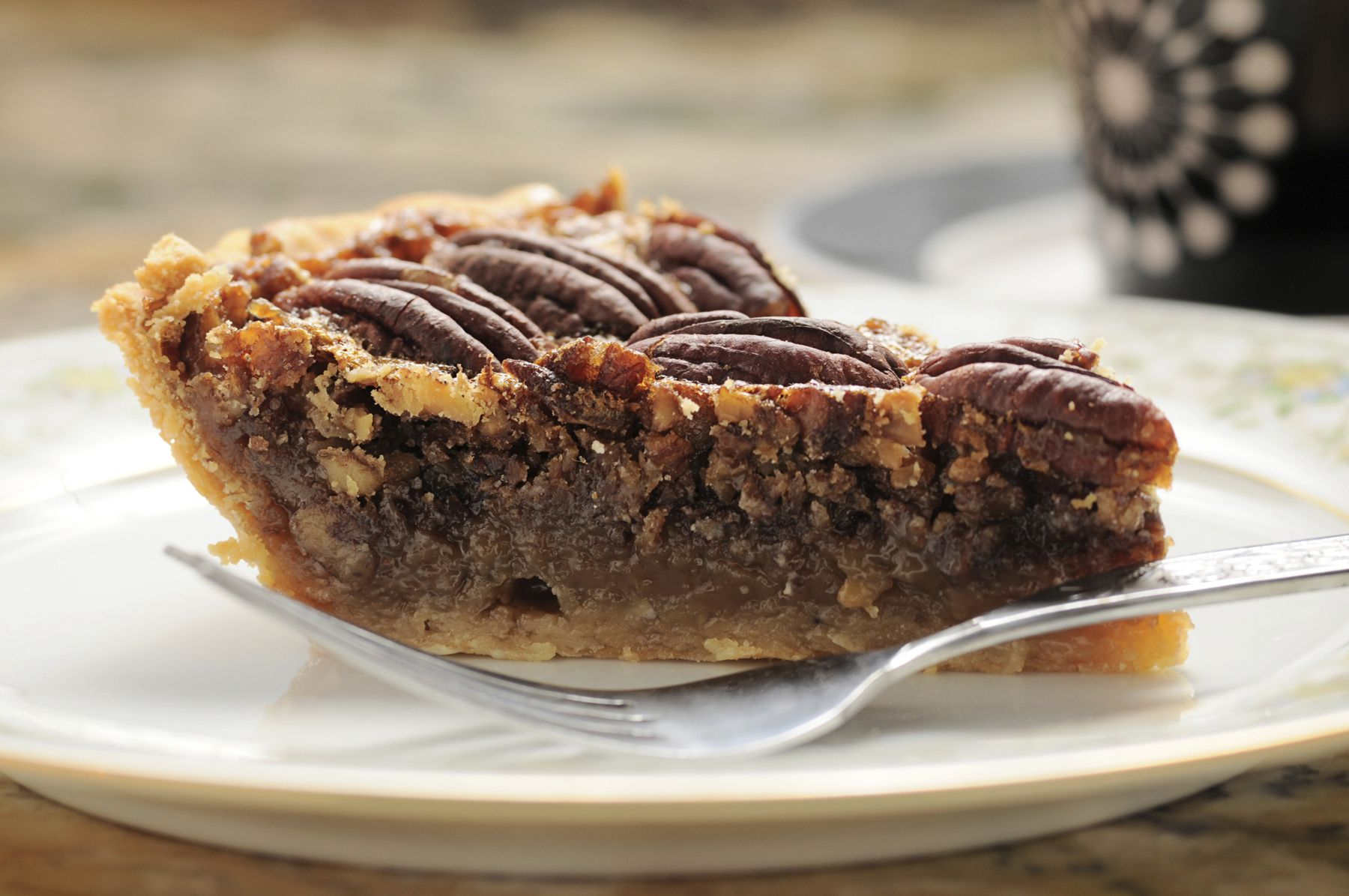 Maple And Brown Sugar Pecan Pie Recipe