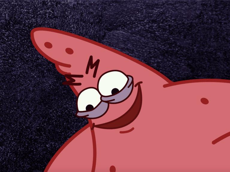 Evil/Savage Patrick