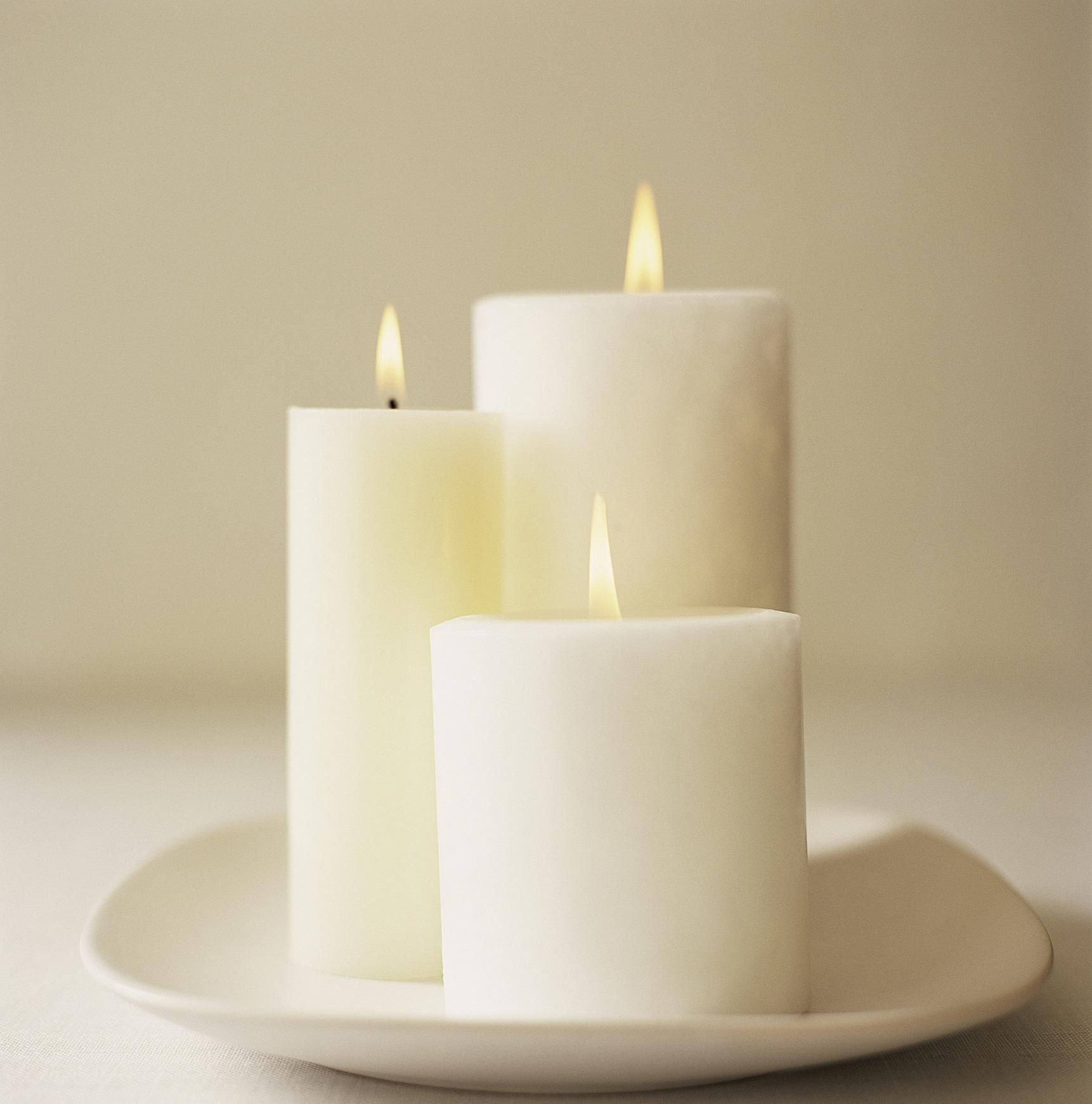How To Make A Dripless Candle