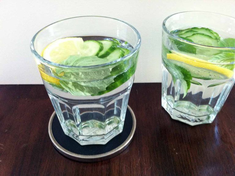 Top 10 DIY Infused Detox Water Recipes